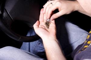 Guida sotto l'effetto di sostanze stupefacenti