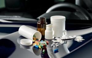 guida sotto l'effetto di droghe